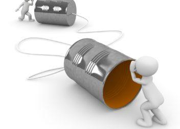 Kommuniker effektivt i jeres forhold