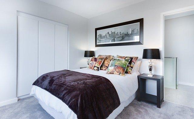 Sådan indretter I et godt soveværelse som par - Godt Gift