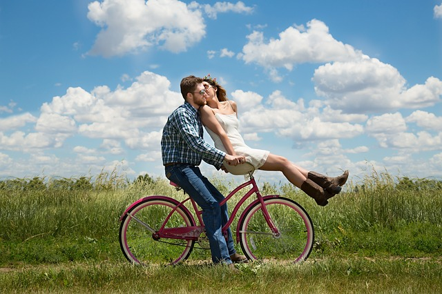 Hold gang i parforholdet med disse aktiviteter
