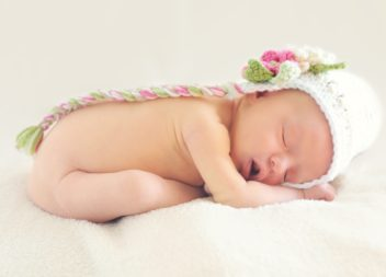 Holder babyen jer vågen?