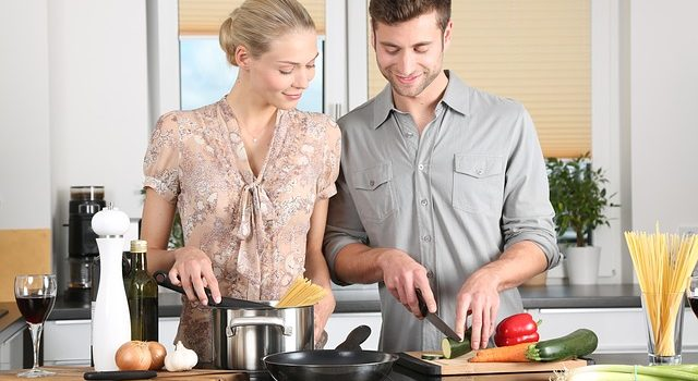 Invester i et nyt køkken og få plads til hele familien