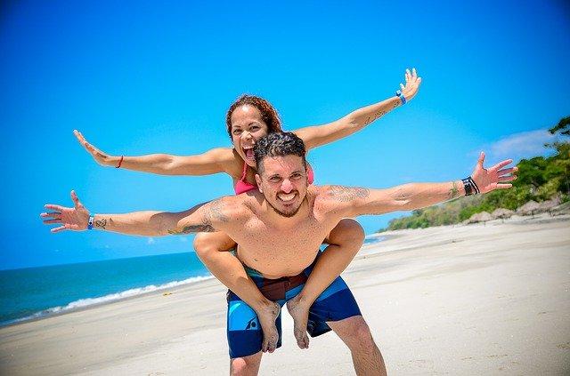 Kom afsted på ferie med konen