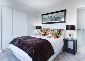 Sådan indretter I et godt soveværelse som par