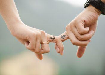 Accepter din partner